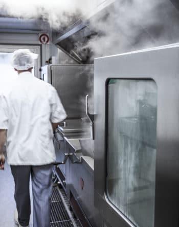 comment organiser une cuisine professionnelle